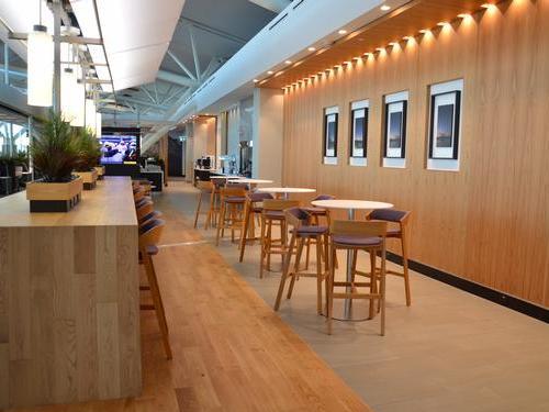 Aspire Lounge Transborder Departures