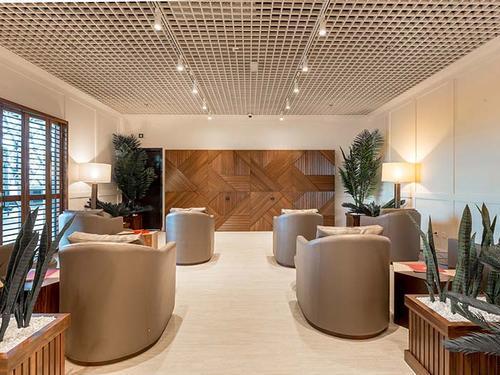 Business Lounge 'Zrinjevac', Zagreb