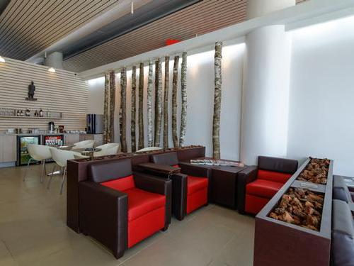 Salones VIP Pacific Club, Temuco Airport