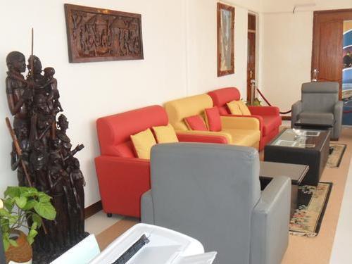 Zanzibar Dhow Lounge, Zanzibar A.Amani Karume International