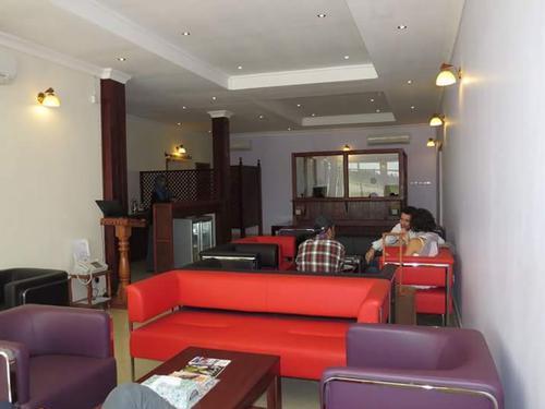 Paradise Arrival Business Lounge, Zanzibar A.Amani Karume International