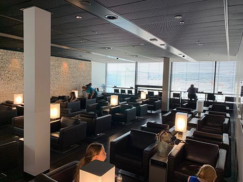 Swiss Business Lounge D_Zurich_Switzerland