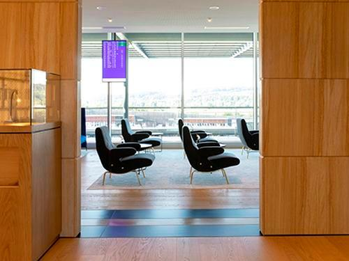 Primeclass Lounge, Zurich, Switzerland