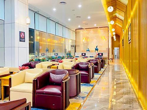 First Class Lounge, Zhuhai, China