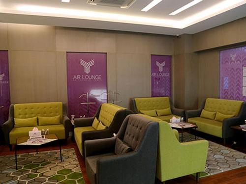 Air Lounge_Sylhet Osmany Intl_Bangladesh